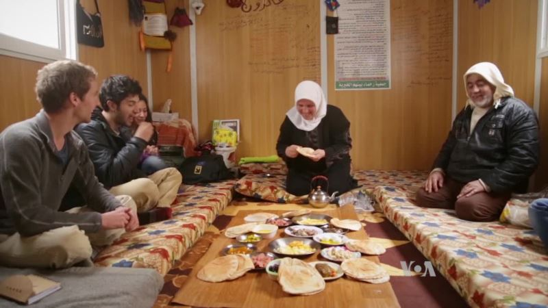 'Salam Neighbor' Documents Daily Life of Syrian Refugees