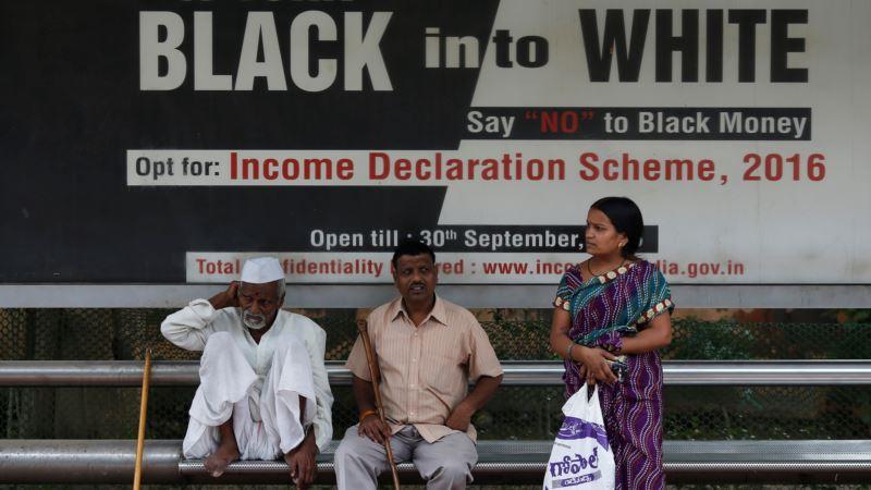 Indians Declare $9.5 Billion in 'Black' Money