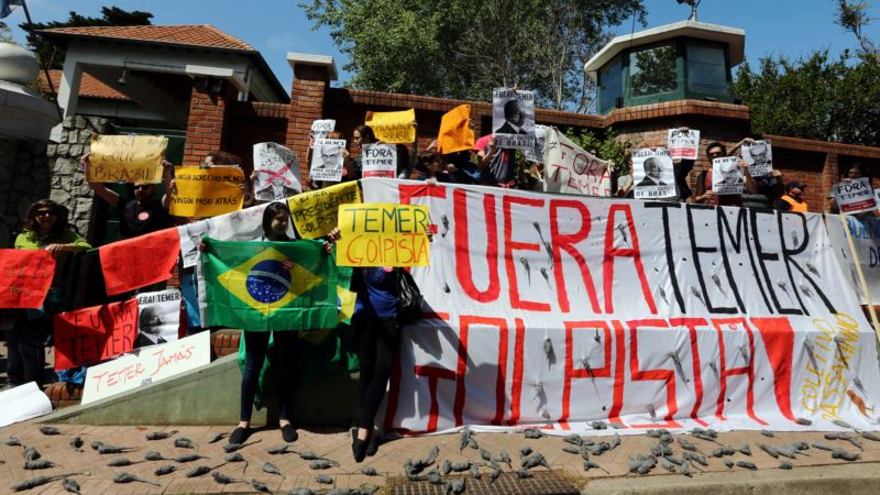 Legality of Brazil's Spending Cap Questioned