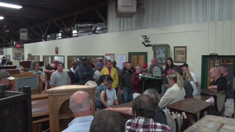Maryland Furniture Auction Breathes New Life into Antique Treasures