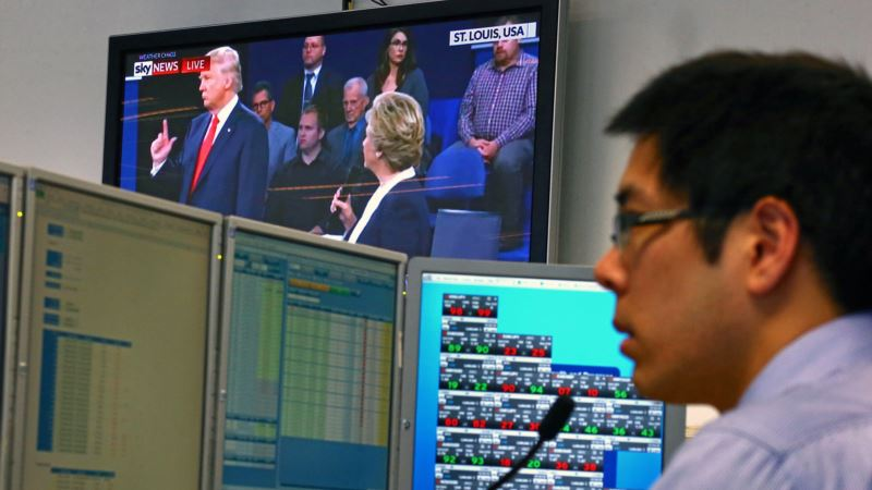 Asia Investors, Traders Bet on Clinton
