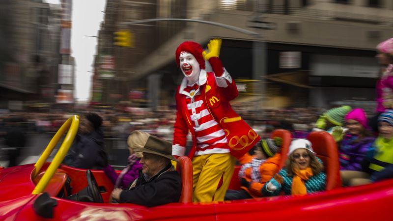 Creepy Clowns Claim New Victim: Ronald McDonald