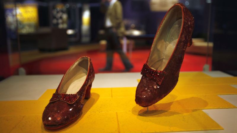 Ruby Slippers Project Passes $300K Goal