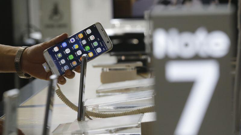 Samsung Halts Global Sales, Exchanges of Galaxy Note 7