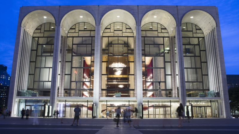 NY Met Opera Canceled After White Powder Dropped Into Orchestra Pit