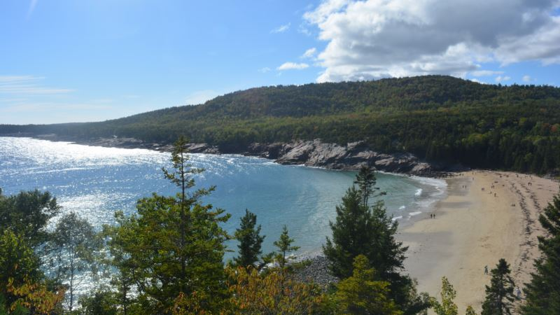 Tradition of Philanthropy Graces National Parks in Maine