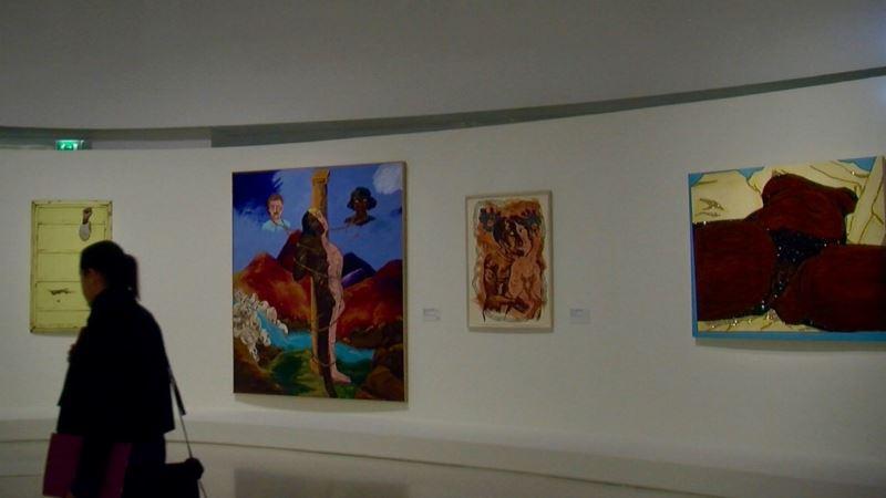 Paris Exhibit Explores US 'Color Line' Through Art