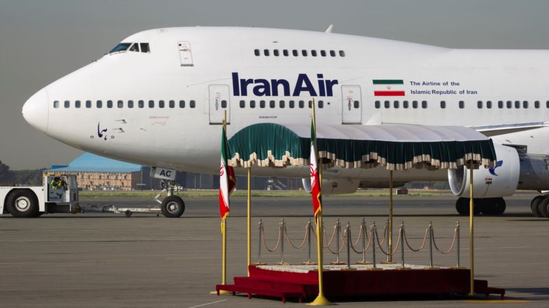 CEO: Boeing 'Making Progress' on Airplane Deal With Iran