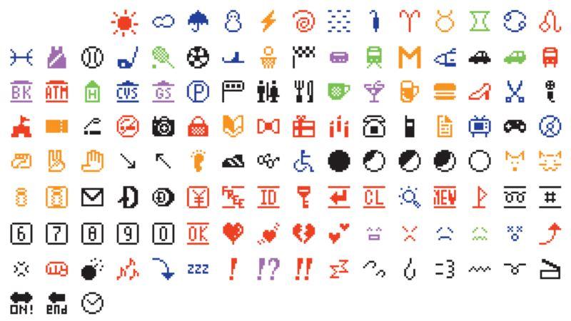 Original Emojis to Be Exhibited at New York Museum