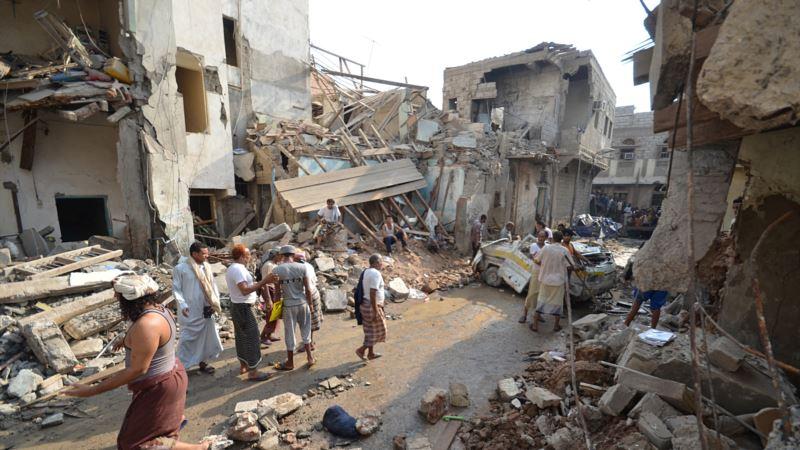 WHO: Yemen's Suspected Cholera Cases Soar