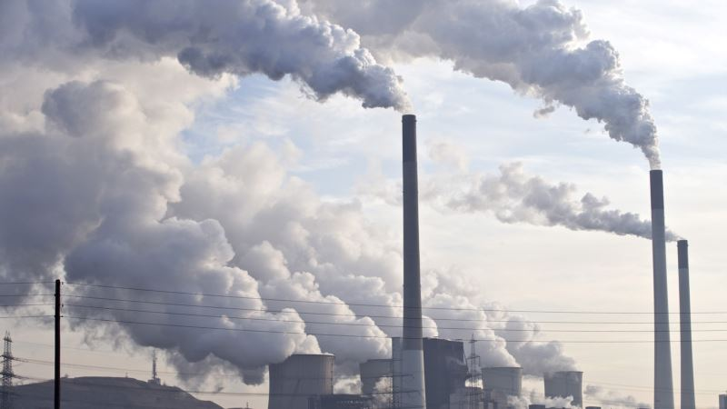 Greenhouse Gas Levels Breaking All Records