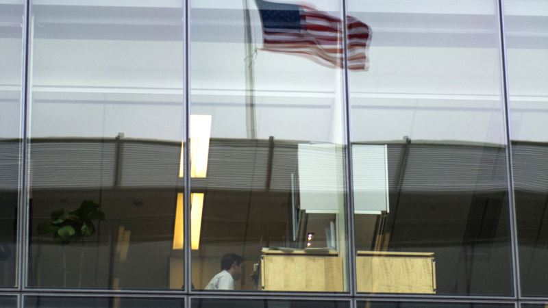 US Unemployment Rate Rises Slightly