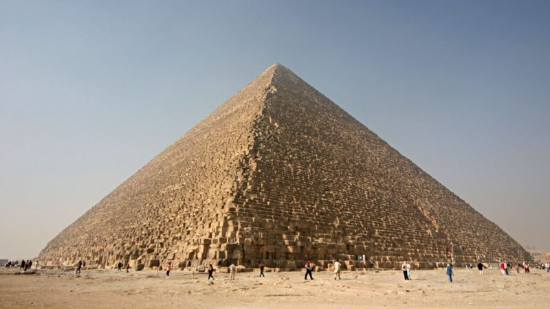 Anomalies Discovered in the Great Pyramid