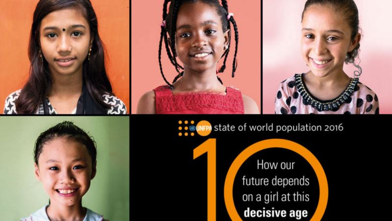 UN: Investing in Girls Pays Huge Economic, Developmental Dividends