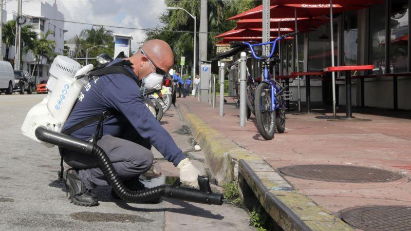 Florida Identifies New Zika Transmission Zone in Miami