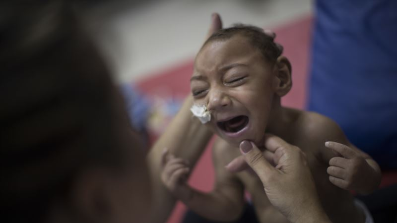 Zika 'Syndrome': Health Problems Mount As Babies Turn 1