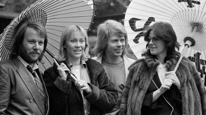 ABBA to Reunite for Digital 'Entertainment Experience'