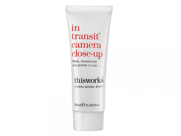 Add An Instant Filter To Your Skin With This Works 'In Transit Camera Close-Up' FREE With November InStyle