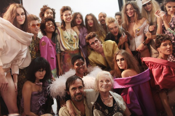 Ants, Penises and Messy Lipstick – The Wacky Beauty Look At Vivienne Westwood