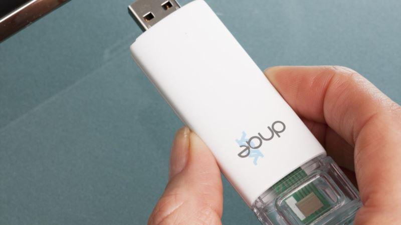 USB Stick Device Measures HIV Levels