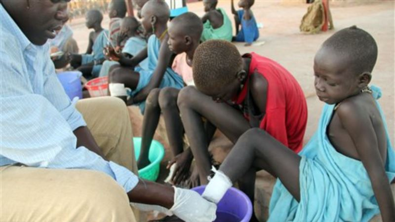 Wars and Dogs Complicate WHO's Bid to Kill Off Guinea Worm