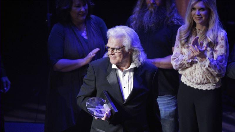 Ricky Skaggs, Chris Stapleton Honored by ASCAP