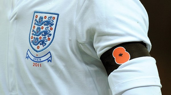 The poppy is back and causing controversy in football again