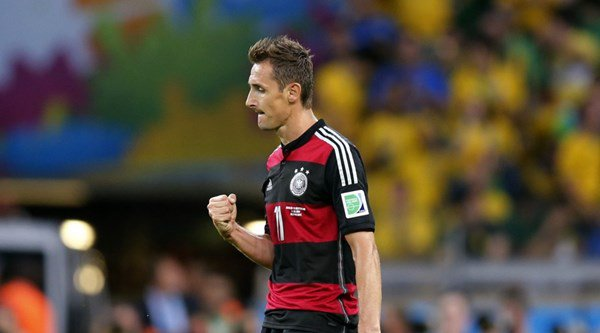 Six reasons why Miroslav Klose is a genuine bona fide legend