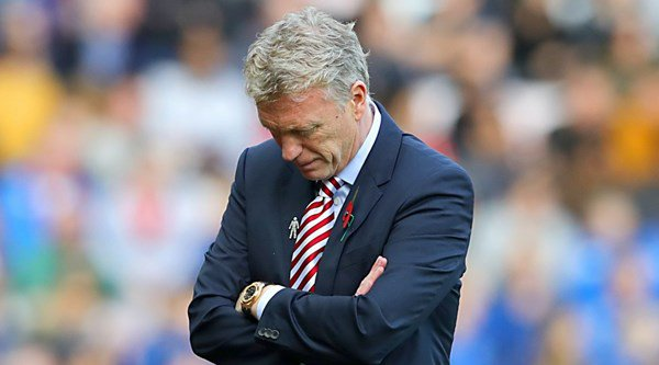 Premier League rumours: Moyes faces the sack if Sunderland fail to beat Bournemouth
