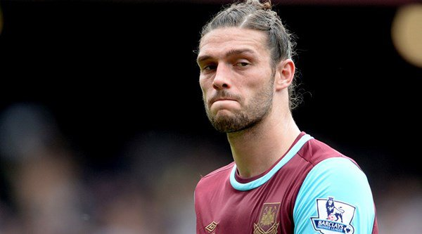 West Ham star Andy Carroll targeted by motorbike 'gunmen'