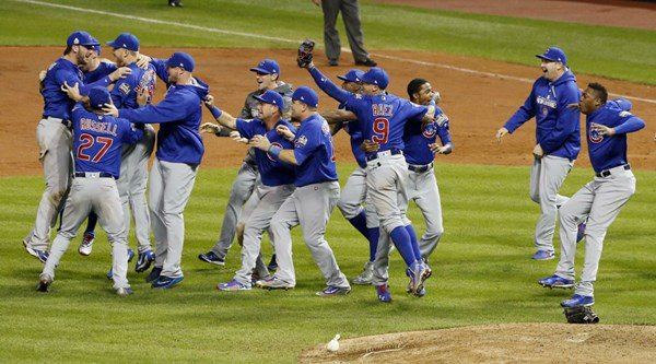 Why is the Chicago Cubs' World Series win such a big deal?