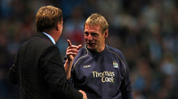 Apparently, Stuart Pearce is the ultimate 'average Premier League manager'
