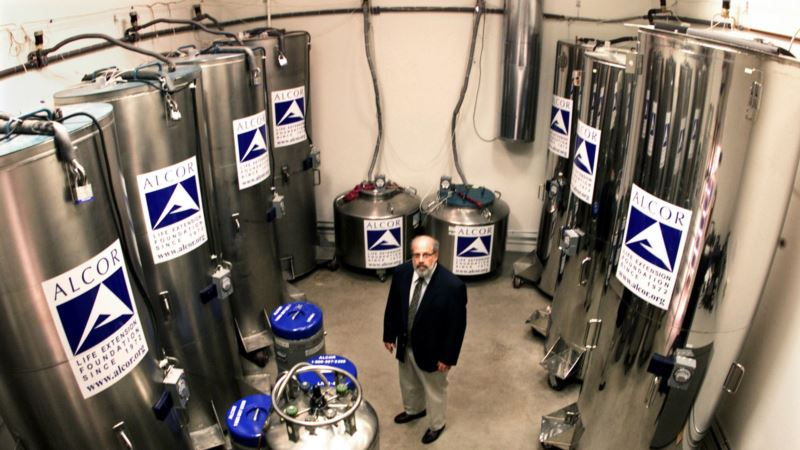 British Teen Wins Right to Be Cryogenically Preserved