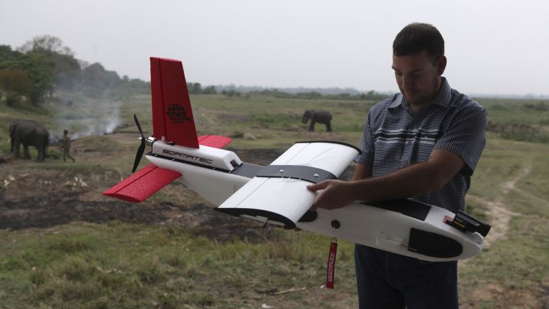 Drones Mapping Indian Cities – Where They're Allowed