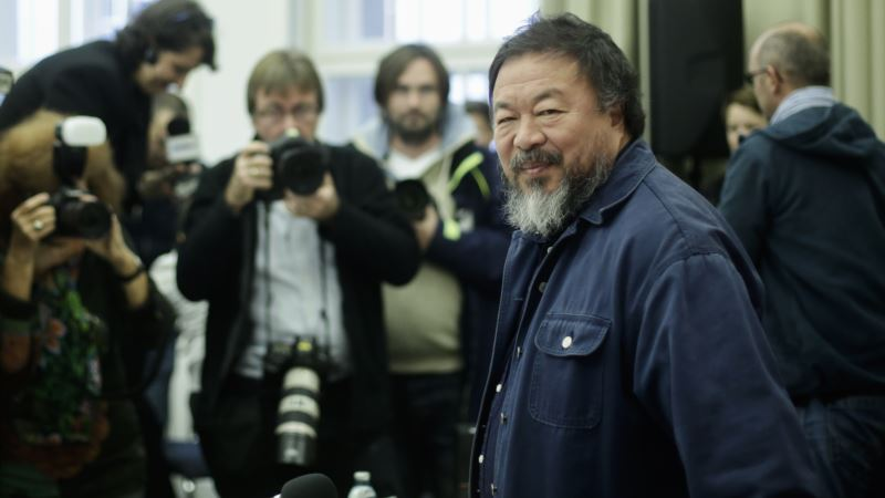 Ai Weiwei: 'No Space for Dissidents in China'