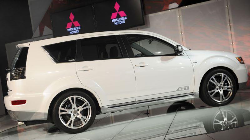 Mitsubishi Recalls 2 SUV Models to Fix Windshield Wipers