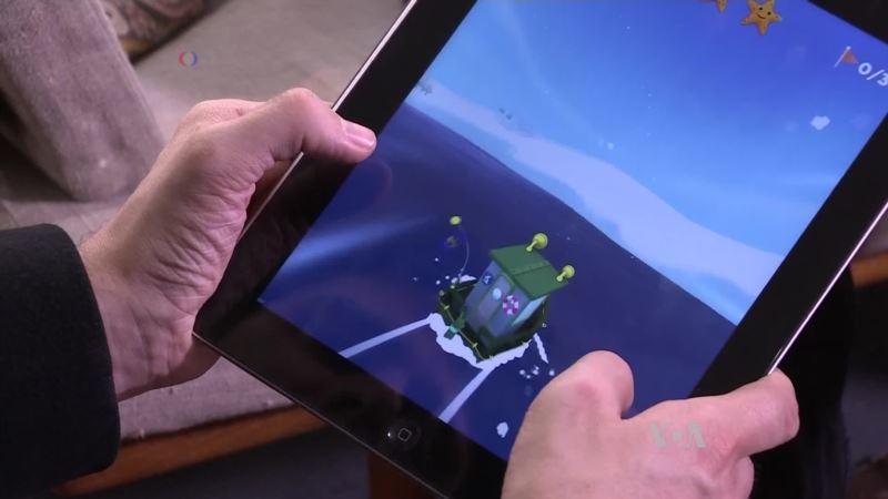 Mobile Game Helps Study Memory Loss