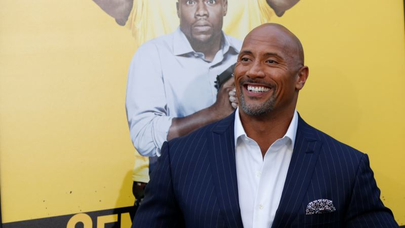 Dwayne 'The Rock' Johnson Named 'Sexiest Man Alive' by People Magazine