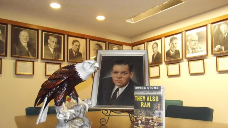 Museum Honors Presidential Also-rans