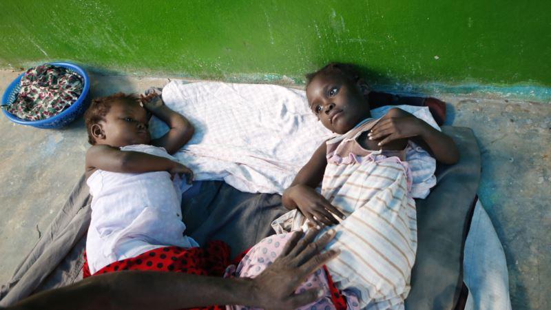 Haiti Vaccinating Nearly 1 Million for Cholera in Storm Zone