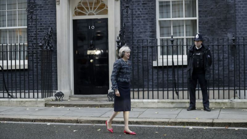 UK Denies 'Have Cake and Eat It' Note Is Brexit Policy