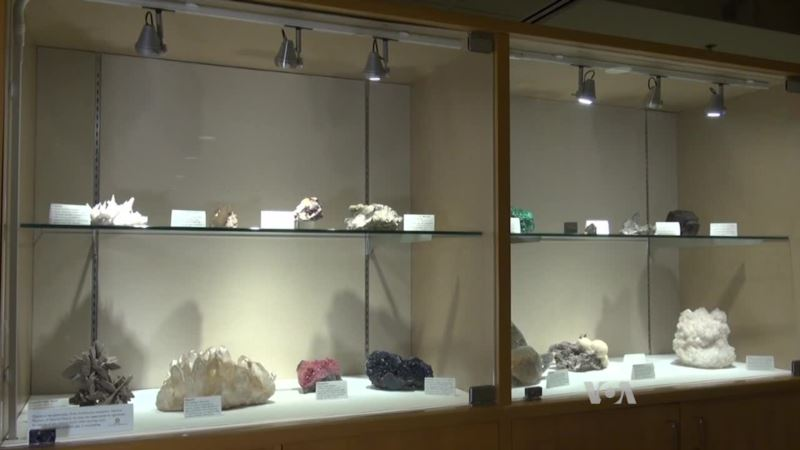 NIH Exhibit Highlights Critical Roles Minerals Play for Human Health