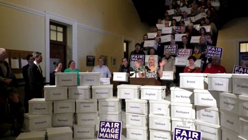 Maine Voters Wrestle With Minimum-wage Issues on Ballot