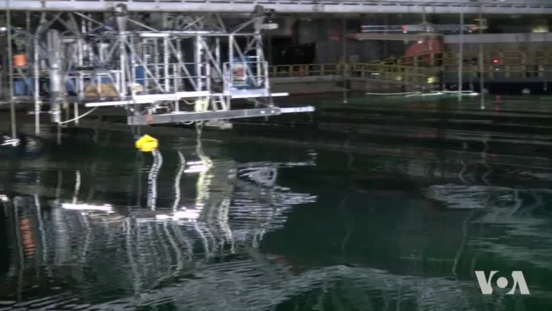 Team Wins $1.5 Million for Wave Energy Device