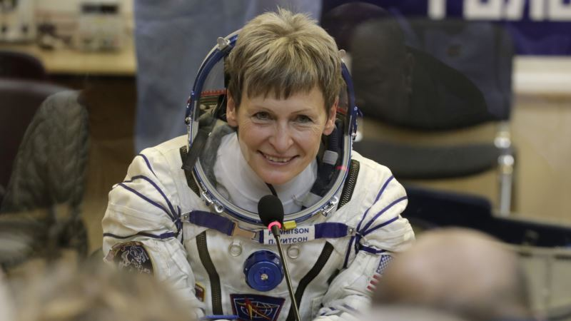Veteran US Astronaut Sets Another Record in Orbit