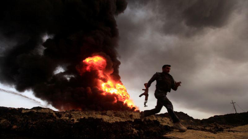 Pollutants Sicken Iraqi Children Caught in IS Retreat