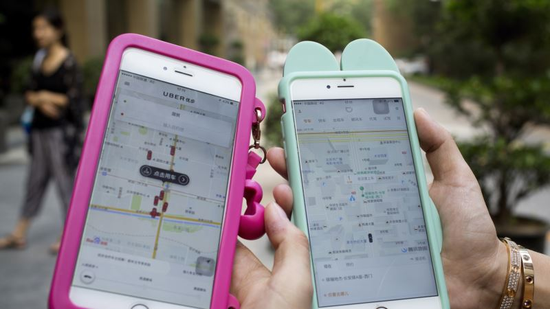 Users of Ride-Hailing Services Expect Inconvenience as China Tightens Regulation