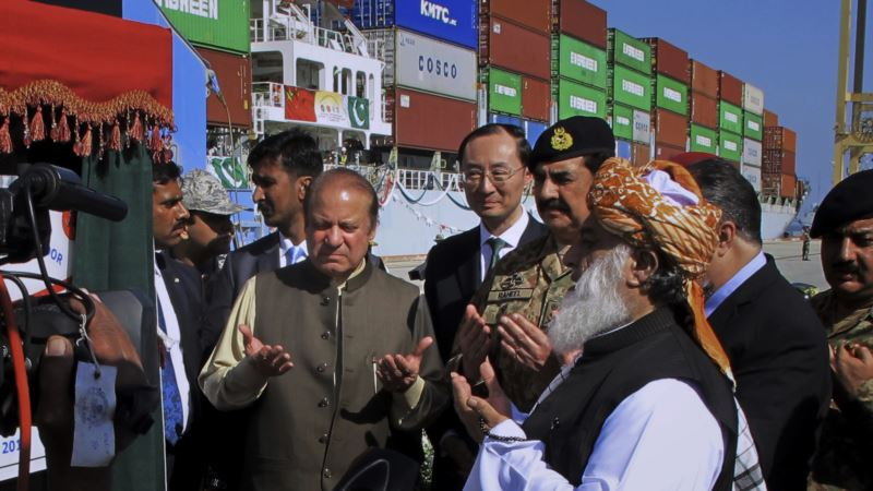 Pakistan, China Jointly Open New International Trade Route