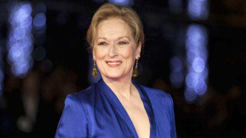 Meryl Streep to Receive Golden Globes Lifetime Award