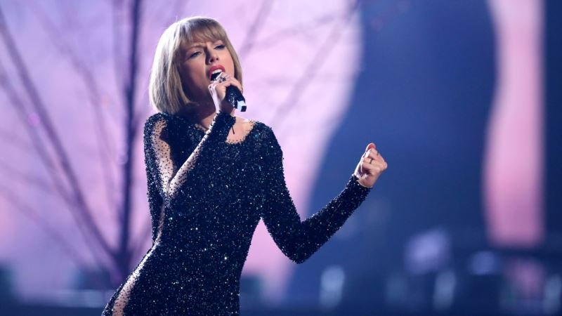 Taylor Swift Tops Forbes' 2016 List of Highest Paid Women in Music
